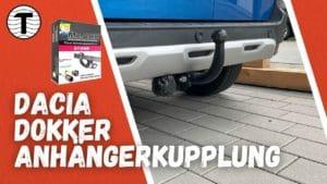 Dacia Dokker Anhängerkupplung AHK