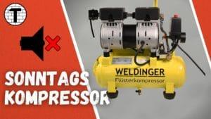 Sonntagskompressor Weldinger FK65 pro