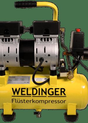 WELDINGER Flüster Kompressor FK 65 pro ölfrei
